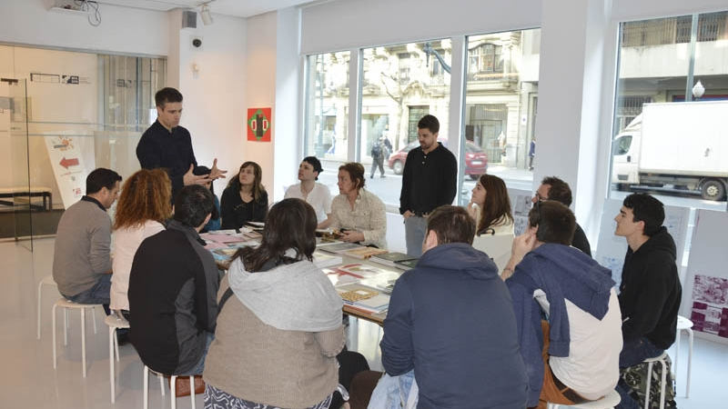 Second Edition of the Artistic Publications Festival
