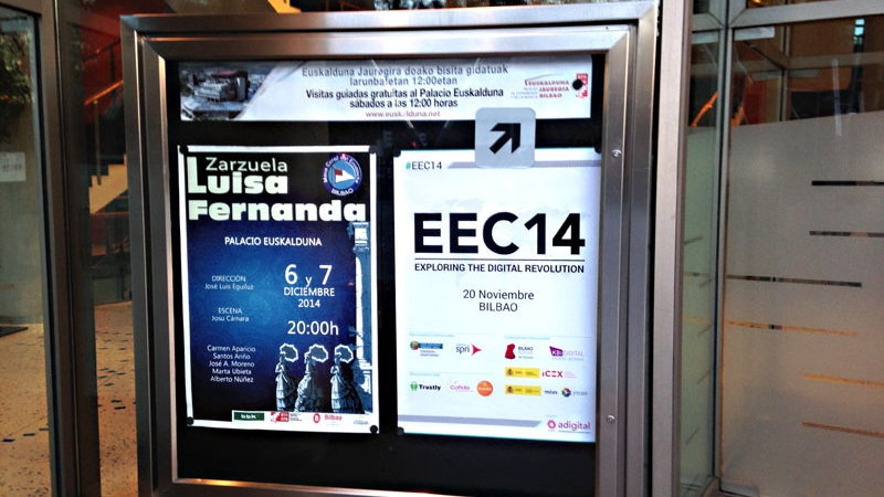 European Ecommerce Conference (EEC14)