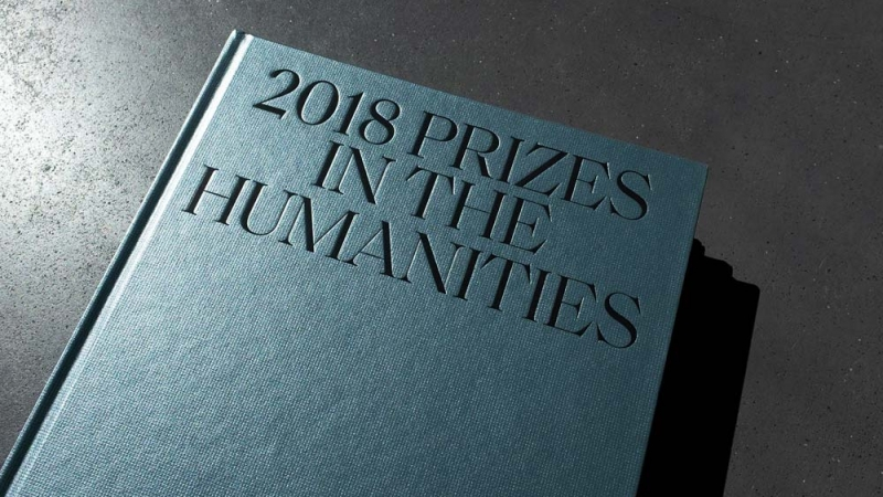 2018 Prizes in the humanities
