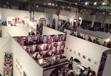 LA Art Book Fair 2016. Feria del Libro de Arte de Los Angeles