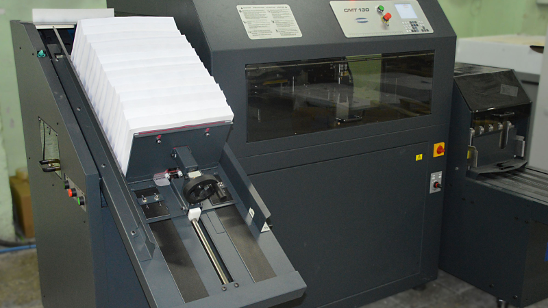 Grafilur increases its capacity to print short runs of books